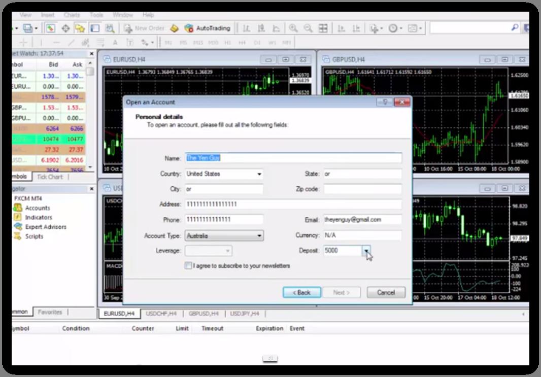 PRUÉBELO GRATIS. Abra una cuenta demo en GKFX y experimente el trading en un entorno seguro.